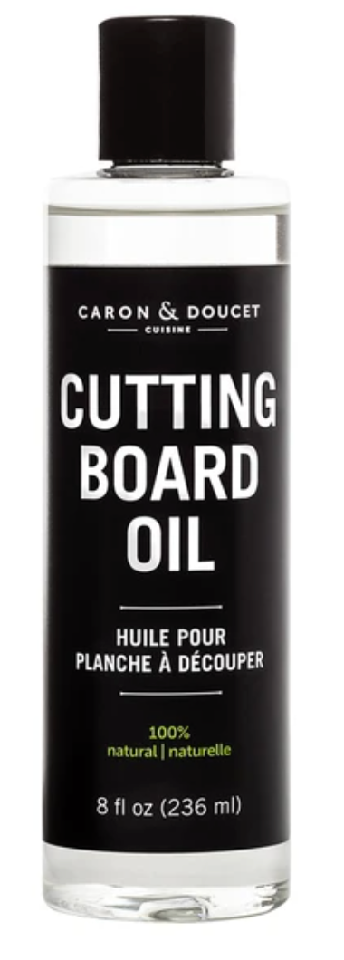 Caron & Doucet Cutting board Oil