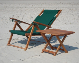 Cape Cod Beach Chair Sandy Neck side Table