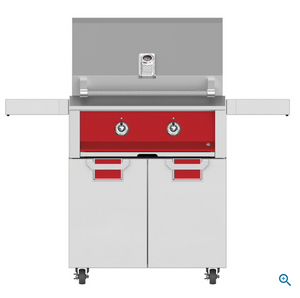 Aspire By Hestan 30-Inch Propane Gas Grill EAB30-LP (Save up to $575+ in Aspire by Hestan Rebates).