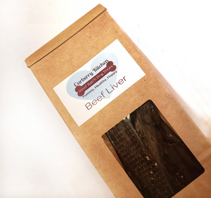 Carberry Kitchen Beef Liver Dog Treats