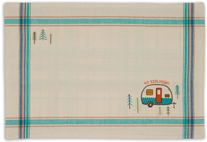 Happy Camper Place Mats