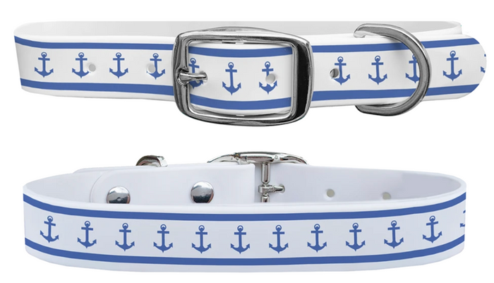 C4 Anchors Dog Collars