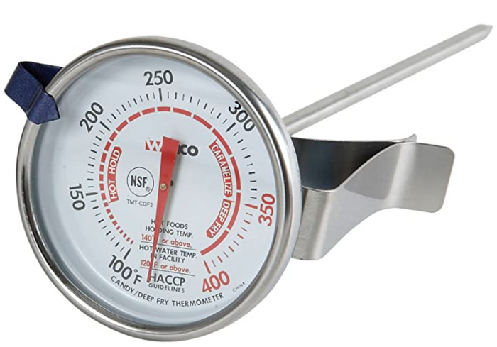 "2"" Deep Fry/ Candy Thermometer"