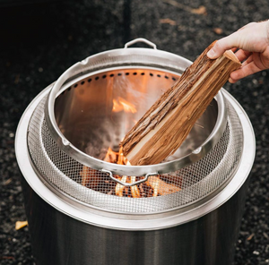 "Solo Stove Bonfire Shield ""4 In Stock, Order Now!"""