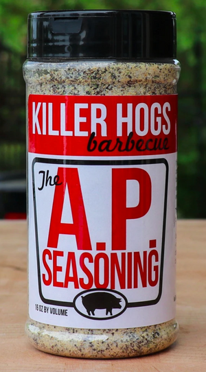 KILLER HOGS THE A.P. SEASONING