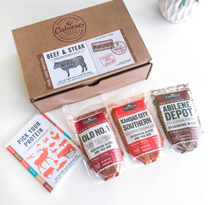 Beef and Steak Seasoning Kit Caboose Spice and Co.