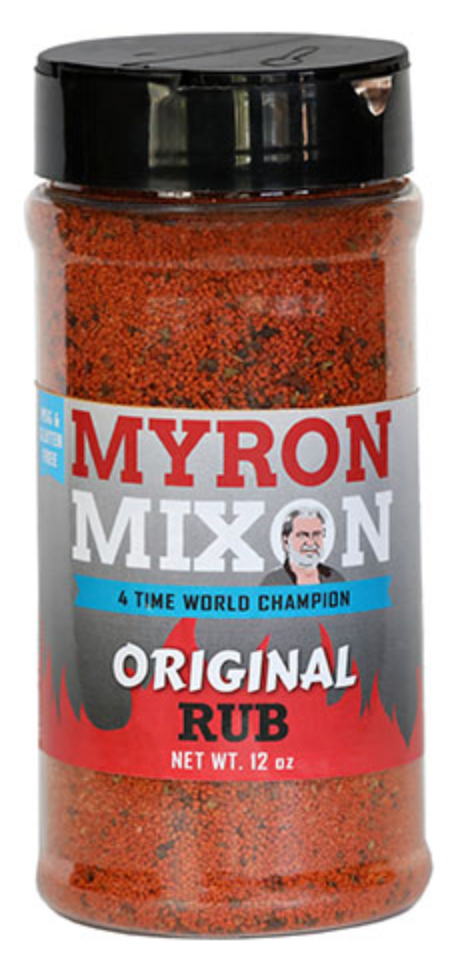 Myron Mixon Original Rub 12 OZ
