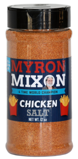 Myron Mixon Chicken Salt 12 OZ