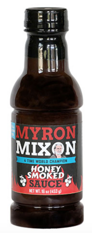 Myron Mixon Honey Smoked BBQ Sauce