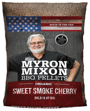 Myron Mixon Sweet Smoke Cherry Pellets 20 LB