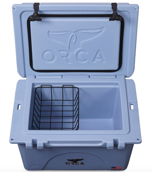 Orca Coolers 40 Quart Basket