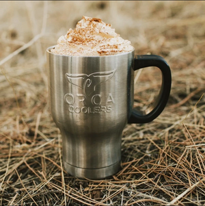 Orca Insulated Cafe Coffee Mug