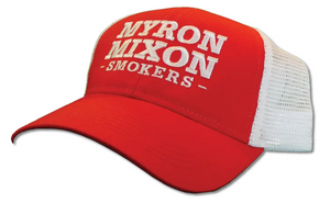 Myron Mixon Trucker Cap – Red/White