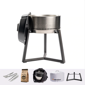 "Solo Stove Grill Ultimate Bundle. ""In Stock 1/2/2020"""
