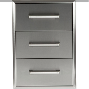 Coyote 18-Inch Triple Access Drawer - C3DC