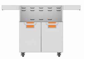 Aspire By Hestan Double Door Tower Cart For 30-Inch Gas Grills - Citra - ECD30-OR