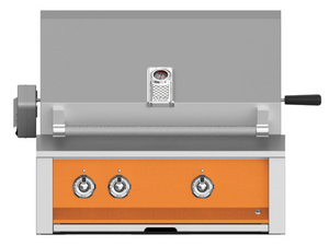 Aspire by Hestan AERCP30-OR-Orange- Citra – Color- ASPIRE PANEL, CONTROL, GRILL, ROTISSERIE, 30 , COLOR PANEL KIT ONLY