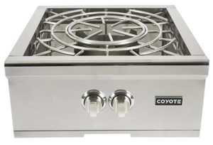 Coyote Built-In Propane Gas Power Burner - C1PBLP