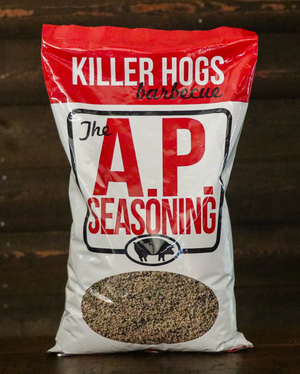 KILLER HOGS THE A.P. SEASONING (5LB. COMPETITION BULK)