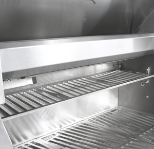 Hestan 42-Inch Built-In Propane Gas Grill W/ Sear Burner & Rotisserie - Steeletto - GMBR42-LP-SS