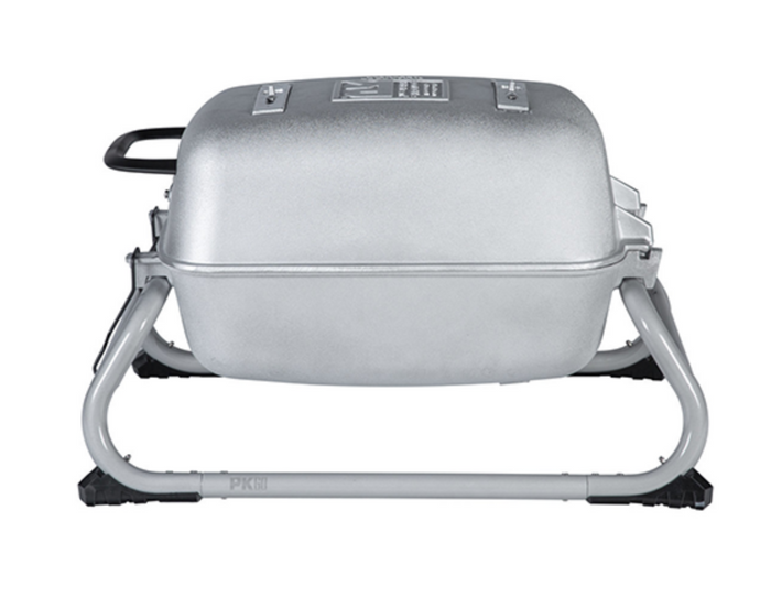 PK Grill Go Cart With Capsule (Classic Silver) $369.99