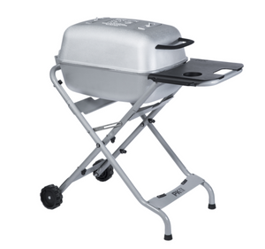 "Original PKTX Grill & Smoker Classic Silver $449.99 ""In Store Savings"""