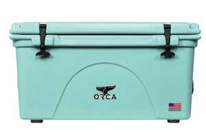 Orca 75 Quart Cooler (6 Colors) Made in USA