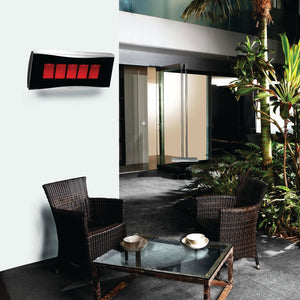Bromic Heating Platinum 500 Smart-Heat 29-Inch 39,800 BTU Propane Gas Patio Heater - BH0110004
