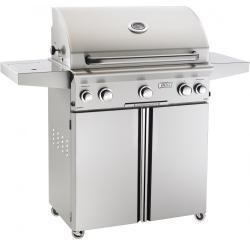 "American Outdoor Grill L-Series 30-Inch 3-Burner Propane Gas Grill W/ Rotisserie & Single Side Burner - 30N(P)CL ""Floor Model Blow Out CALL"""