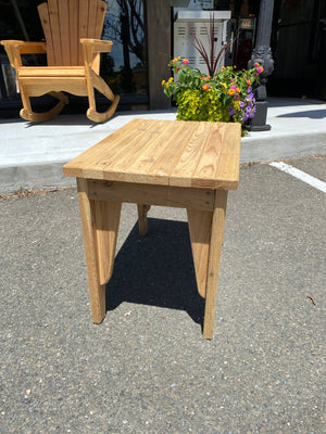 Adirondack Side Table Pine $119.97