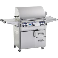 Fire Magic Echelon Diamond E790s 36-Inch Natural Gas Grill With Single Side Burner And One Infrared Burner - E790s-4L1N-62 $9,197.00