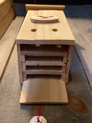 Veteran Made Swanky's Bat Boxes