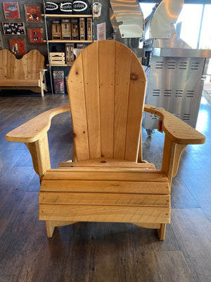 Adirondack Chair Pine (Assorted Sizes)