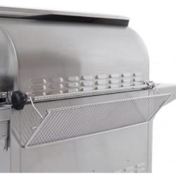 Fire Magic Echelon Diamond E790s 36-Inch Propane Gas Grill W/ Analog Thermometer And Single Side Burner - E790S-8LAP-62 $7,297.00