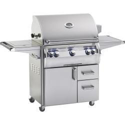 Fire Magic Echelon Diamond E790s 36-Inch Propane Gas Grill W/ Analog Thermometer And Single Side Burner - E790S-8LAN(P)-62 $7,297.00