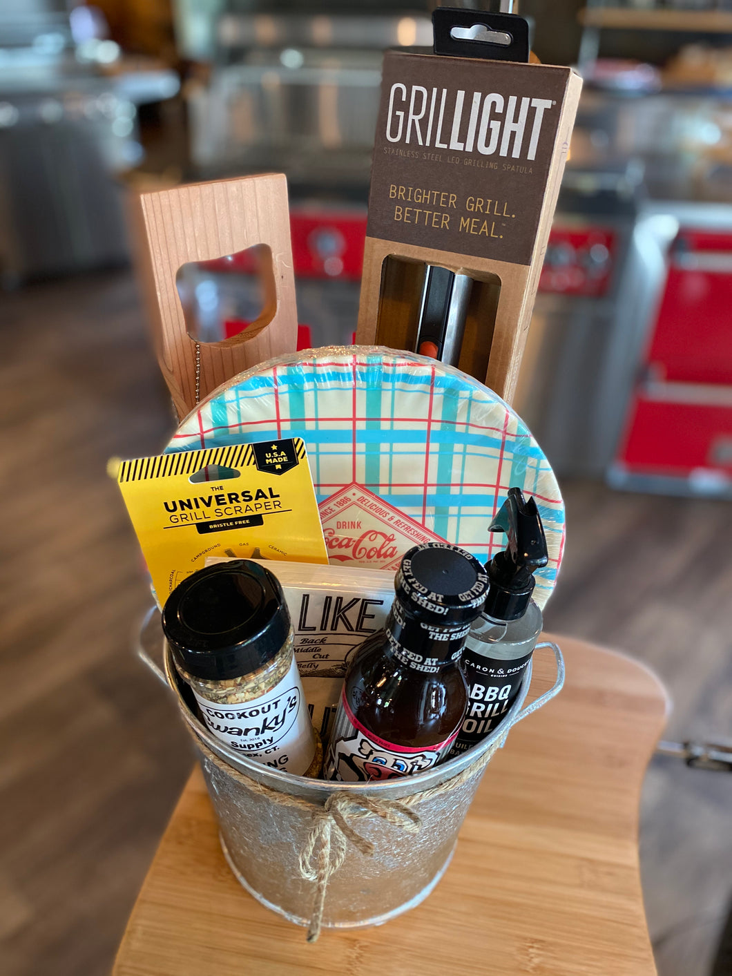 Cookout Gift Basket