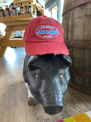 Swanky's Cookout Supply Weathered Hat $17.97