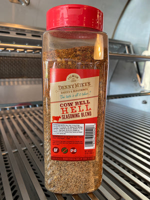 Denny Mike's Cow Bell Hell Seasoning Blend