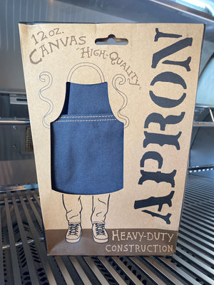 Trixie and Milo Canvas Apron (Colors Available)