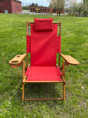 Cape Cod Beach Chair Nauset (Red) $197.00