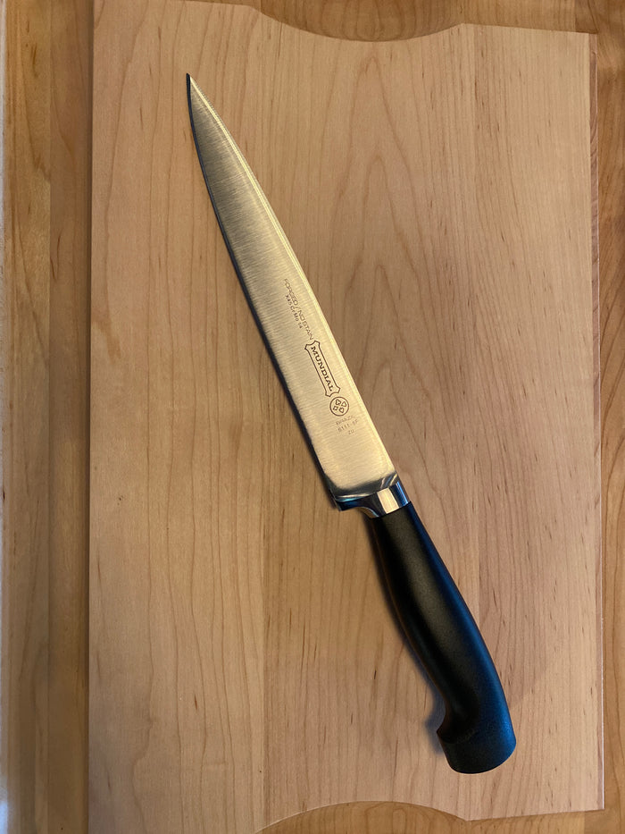 "Mundial 8"" Carving Knife Forged"