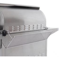 Fire Magic Echelon Diamond E660s 30-Inch Propane Gas Grill With Single Side Burner - E660s-4E1P-62 $8,757.00