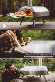 Ooni Karu Wood and Charcoal-Fired Portable Pizza Oven (PRE ORDER NOW!)