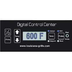 Louisiana Grills Digital Control Center For Pellet Grills - 50127 $199.97