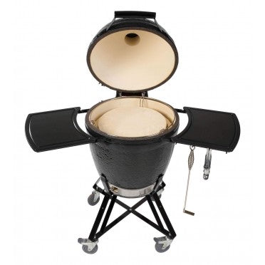 Primo Round LG 280 All-In-One Ceramic Smoker Grill On Cart 773