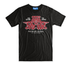 T-Shirt OLDSKULL Express HD N°57 - Red Empire - Motorcycle design OBAWI Tee-shirts store