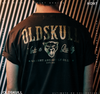 T-Shirt OLDSKULL Ultimate N°97 - Black Panther - Vintage USA OBAWI Tee-shirts store