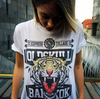 T-Shirt OLDSKULL Express HD N°7 – Tiger BKK - Nature/Animal OBAWI Tee-shirts store