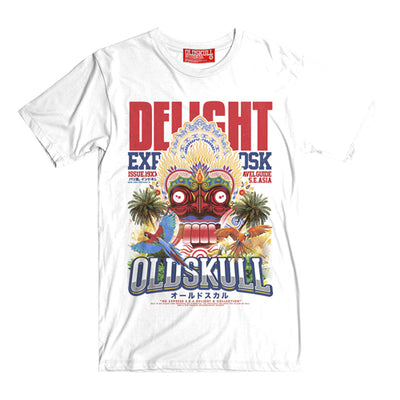 T-Shirt OLDSKULL Express HD N°71 - Delight - Japanese Style OBAWI Tee-shirts store