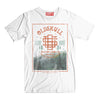 T-Shirt OLDSKULL Express HD N°31 - Forest - Nature/Animal OBAWI Tee-shirts store